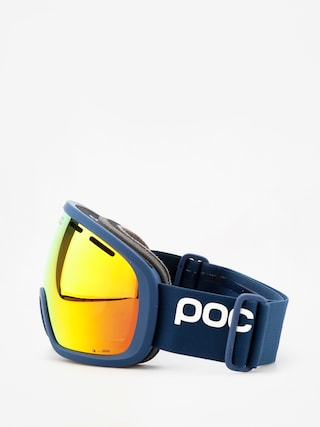 Gogle POC Fovea Clarity (basketane blue/spektris orange)