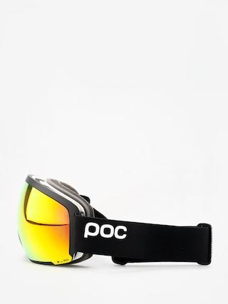 Gogle POC Orb Clarity (uranium black/spektris orange)