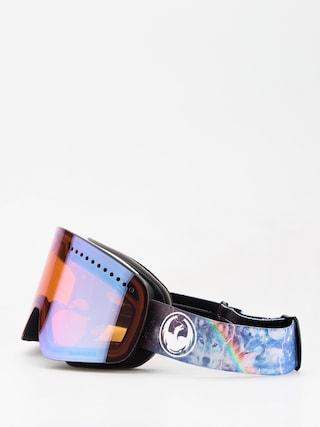 Gogle Dragon NFX (galaxy/lumalens blue ion/lumalens amber)