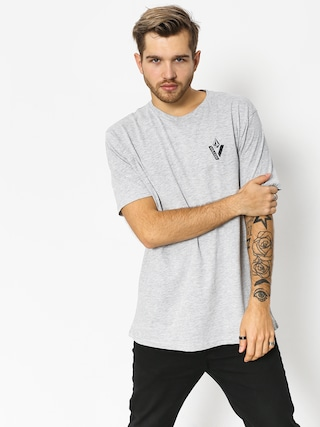 T-shirt Volcom Cut Out Bsc (hgr)