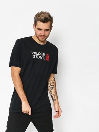 T-shirt Volcom Stence Bsc (blk)