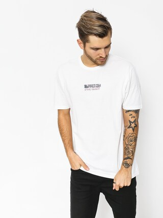 T-shirt Volcom Peater Bsc (wht)