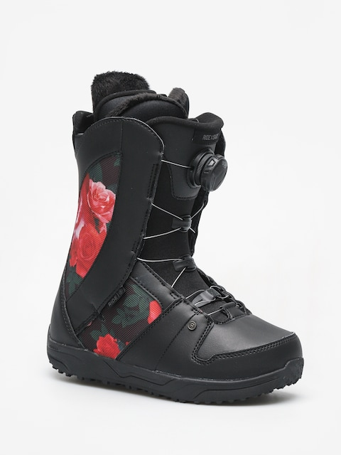 Buty snowboardowe Ride Sage Wmn (black rose)