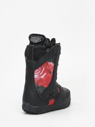 Buty snowboardowe Ride Sage Wmn (black rose)