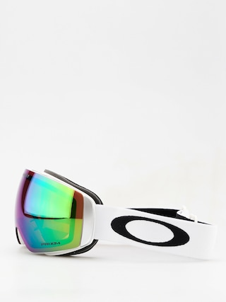 Gogle Oakley Flight Deck XM (matte white w/prizm jade iridium)