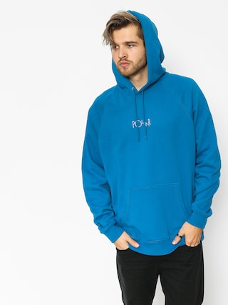 Bluza z kapturem Polar Skate Default HD (myknos blue)