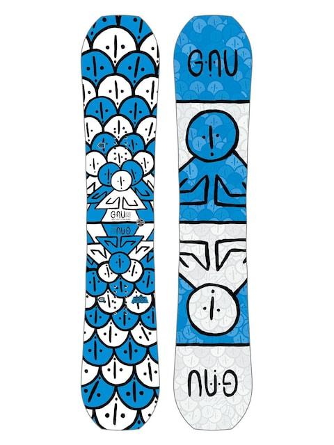 Deska snowboardowa Gnu Asym Fb Head Space C3
