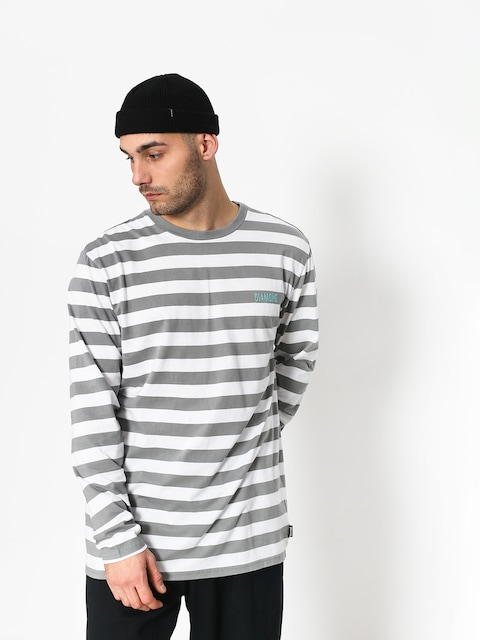 Longsleeve Diamond Supply Co. Diamond Striped Ls