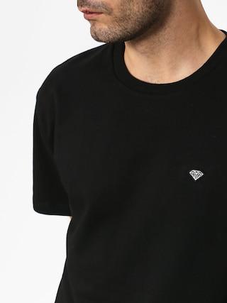 T-shirt Diamond Supply Co. Diamante (black)