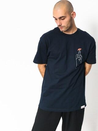 T-shirt Diamond Supply Co. No 1 Skatecore (navy)