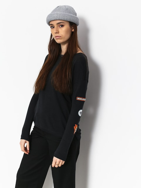 Longsleeve Roxy Constel Party B    Wmn (true black)