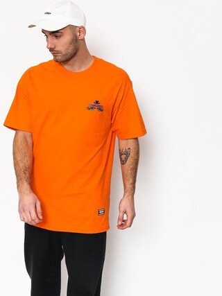 T-shirt Grizzly Griptape Fear The Deer (orange)