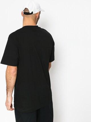 T-shirt Grizzly Griptape Locomotive (black)