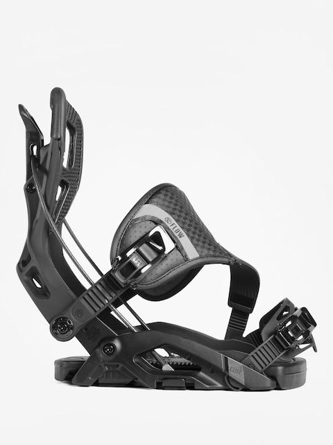 Wiązania snowboardowe Flow Fuse Hybrid (black)