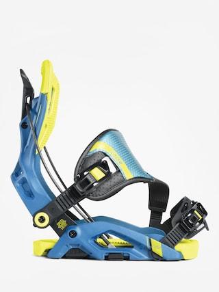 Wiązania snowboardowe Flow Fuse Hybrid (neon)