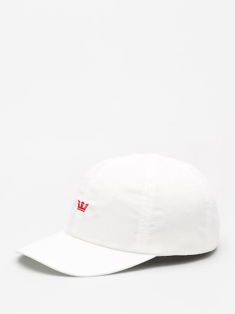 Czapka z daszkiem Supra Crown Runner ZD (white/red)