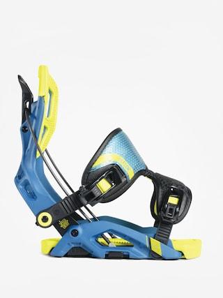Wiązania snowboardowe Flow Fuse (neon)