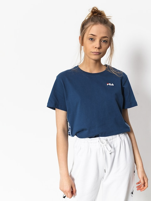 T-shirt Fila Taja Wmn (ensign blue)