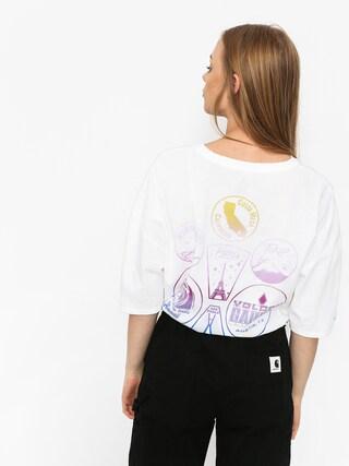 T-shirt Volcom Stone Splif Wmn (wht)