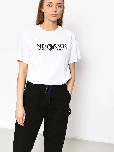 T-shirt Nervous Classic Wmn