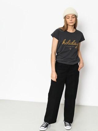T-shirt Femi Stories Klark Wmn (wblk)