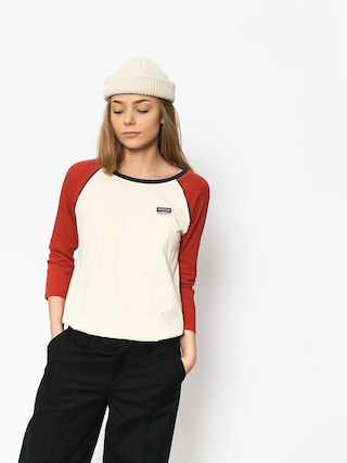 T-shirt Burton Bel Mar Raglan Wmn (canvas)