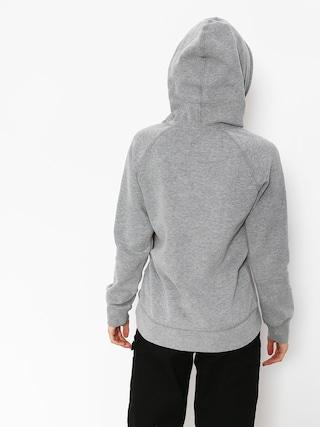 Bluza z kapturem Burton Lingate HD Wmn (gray heather)