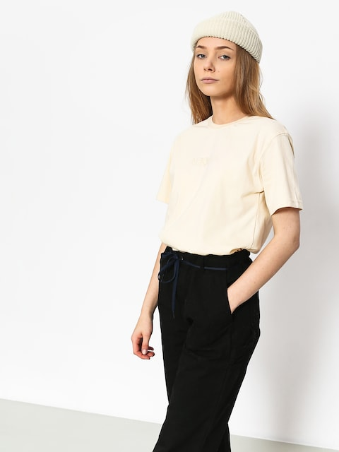 T-shirt Nervous Classic Wmn (cream)