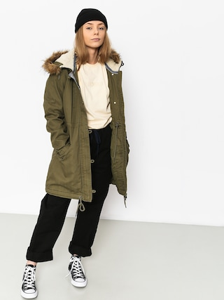 Kurtka Roxy Essential Element Wmn (olive)