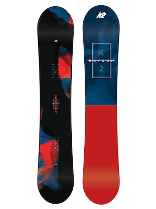 Deska snowboardowa K2 Raygun (navy/red)