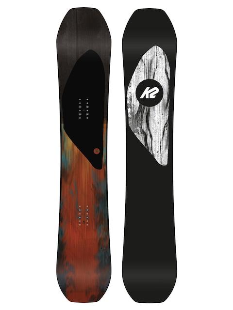 Deska snowboardowa K2 Manifest (black/white)