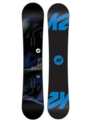 Deska snowboardowa K2 K2 Standard Wide (black/blue)