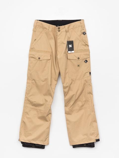 Spodnie snowboardowe DC Code