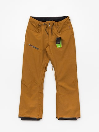 Spodnie snowboardowe Quiksilver Forest Oak (golden brown)