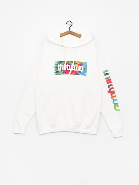 Bluza z kapturem ThirtyTwo Team HD (tie dye)