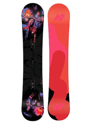 Deska snowboardowa K2 First Lite Wmn (orange/pink/red)