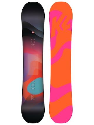 Deska snowboardowa K2 Bright Lite Wmn (orange/pink)