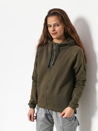 Bluza z kapturem Majesty Vixen Lady ZHD Wmn (army green)