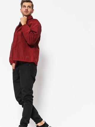 Kurtka Brixton Claxton Collar Sherpa (burgundy)