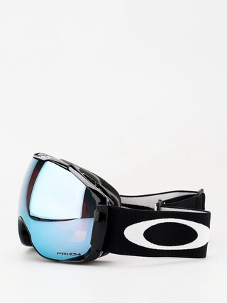 Gogle Oakley Airbrake XL (jet black/prizm sapphire iridium & prizm hi pink iridium)