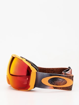 Gogle Oakley Airbrake XL (mystic flow neon orange/prizm snow torch iridium)