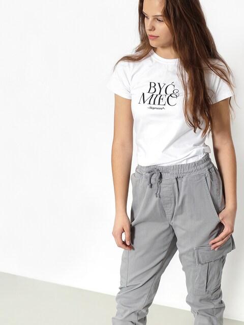 T-shirt Stoprocent Tds Być Wmn