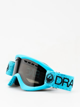 Gogle Dragon DXS (blue/dark smoke)