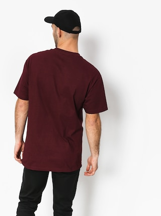 T-shirt Grizzly Griptape Og Bear Basic Tee (burgund)