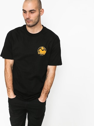T-shirt Grizzly Griptape Everest Tee (black)