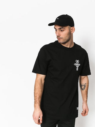 T-shirt Grizzly Griptape Volume One Tee (black)