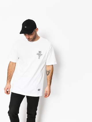 T-shirt Grizzly Griptape Volume One Tee (white)