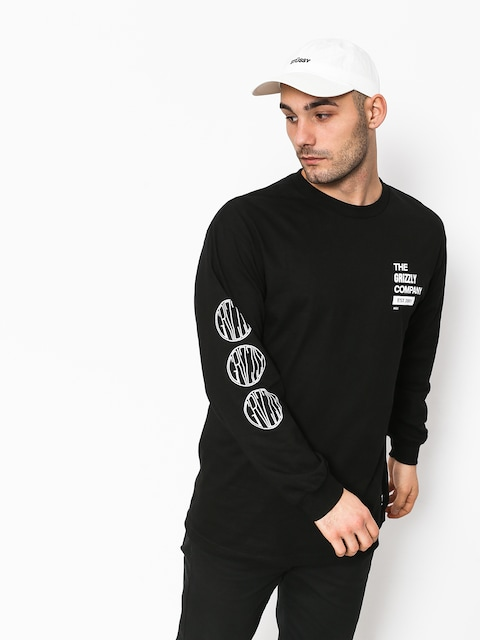 Longsleeve Grizzly Griptape Locomotive