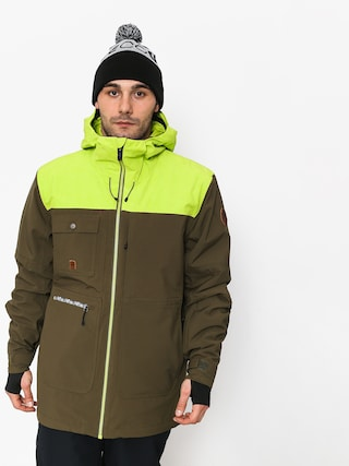 Kurtka snowboardowa Quiksilver Arrow Wood (grape leaf)