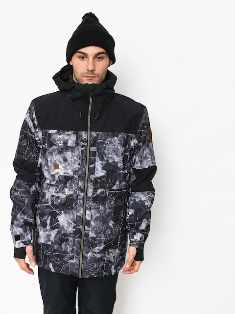 Kurtka snowboardowa Quiksilver Arrow Wood (tannenbaum black)